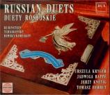 Russian duets (Rimsky-Korsakov, Rubinstein, ...)