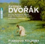 DVORAK - Kolacny - Dans la forêt de Bohême (Ze ?umavy), pour piano (quat