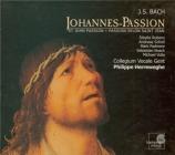 BACH - Herreweghe - Passion selon St Jean(Johannes-Passion), pour solis