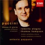 PUCCINI - Pappano - Missa di gloria