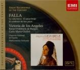 FALLA - Giulini - La vida breve (La vie brève )