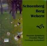 BERG - Eschenbach - Quatre pièces pour clarinette et piano op.5