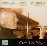 VIEUXTEMPS - Van Neste - Concerto pour violon et orchestre n°2 en fa diè