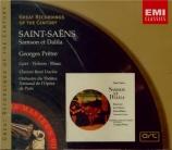SAINT-SAËNS - Prêtre - Samson et Dalila