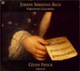BACH - Frisch - Variations Goldberg, pour clavier BWV.988