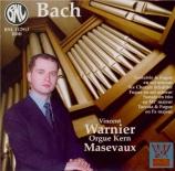 BACH - Warnier - Fantaisie et fugue pour orgue en sol mineur BWV.542 'Gr