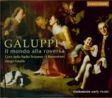 GALUPPI - Fasolis - Il mondo alla roversa