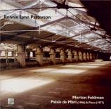 FELDMAN - Patterson - Palais de Mari, pour piano