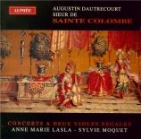 SAINTE-COLOMBE - Lasla - Concerts à deux violes esgales
