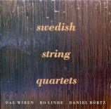Quatuors à cordes suédois
