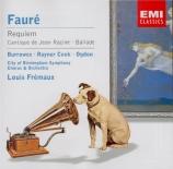 FAURE - Fremaux - Requiem op.48