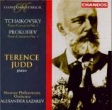 TCHAIKOVSKY - Judd - Concerto pour piano n°1 en si bémol mineur op.23