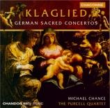 Klaglied (concertos sacrés allemands)