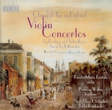 The Classical Age in Finland : Violin Concertos