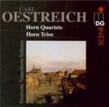 Horn Quartets and Horn Trios