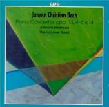 BACH - Halstead - Concerto pour clavier op.13 n°4