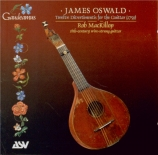 OSWALD - MacKillop - Twelve divertimenti for the guitar