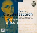 ESCAICH - Escaich - Improvisations sur 'Le chemin de la croix' de Paul C