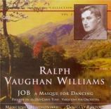 VAUGHAN WILLIAMS - Bostock - Job
