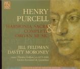 Harmona Sacra - Complete Organ Music