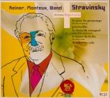 STRAVINSKY - Monteux - Petrouchka, ballet burlesque pour orchestre en 4