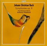 BACH - Halstead - Symphonie en sol majeur op.8 n°2