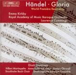 HAENDEL - Cummings - Gloria in Excelsis Deo, cantate sacrée italienne po