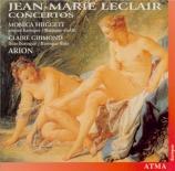 LECLAIR - Huggett - Concerto pour flûte op.7 n°3