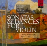 Sonatas & Dances for Violin