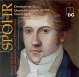 SPOHR - Ensemble Villa - Ouverture en do mineur op.12