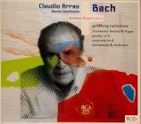 BACH - Arrau - Variations Goldberg, pour clavier BWV.988