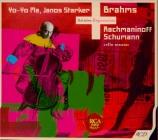 BRAHMS - Ma - Sonate pour violoncelle et piano n°1 en mi mineur op.38