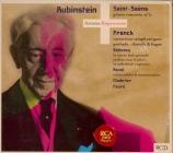 DEBUSSY - Rubinstein - La fille aux cheveux de lin, pour piano en sol bé