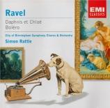 RAVEL - Rattle - Boléro, ballet pour orchestre en do majeur