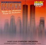 GERSHWIN - Slatkin - Concerto pour piano en fa majeur