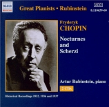 CHOPIN - Rubinstein - Trois nocturnes pour piano op.9