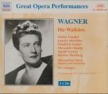 WAGNER - Leinsdorf - Die Walküre (La Walkyrie) WWV.86b live MET 6 - 12 - 41
