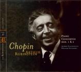 CHOPIN - Rubinstein - Concerto pour piano et orchestre n°1 en mi mineur Vol.17
