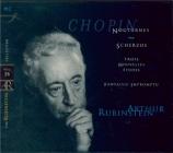 CHOPIN - Rubinstein - Fantaisie-impromptu pour piano en do dièse mineur Vol.26