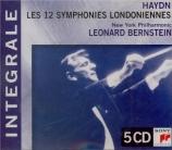 Les 12 Symphonies londoniennes