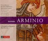HAENDEL - Curtis - Arminio, opéra en 3 actes HWV.36
