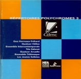 Répertoires polychromes 3