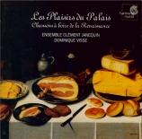 Les plaisirs du palais : chansons à boire de la Renaissance