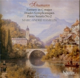 SCHUMANN - Hamelin - Fantaisie pour piano en do majeur op.17