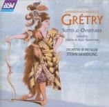 GRETRY - Sanderling - Ouvertures d'opéras