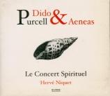 PURCELL - Niquet - Dido and Aeneas (Didon et Énée), opéra Z.626