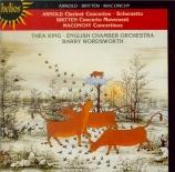 Clarinat Concertos