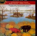 LUTOSLAWSKI - King - Dance preludes (Préludes de danses), pour clarinett
