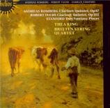 ROMBERG - King - Quintette avec clarinette op.57