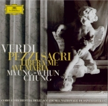 VERDI - Chung - Quattro pezzi sacri (Quatre pièces sacrées)